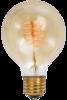 Bombilla incandescente tipo esfera | Vintage | Humo | 127V | 35W | E27. Tecnolite Aplicaciones