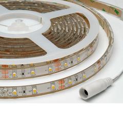 Tira flexible de led verde 3528 smd a 12v ip68