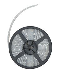 Tira flexible de led rgbw con recubrimiento de vinil solido ip67 12v blanco calido