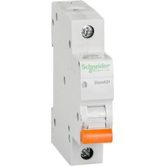 Interruptor automatico domae 63a 1p 127v schneider electric