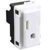 Toma de corriente 2P+T 127~ 15 A | Color blanco | Línea Marisio | Schneider Electric
